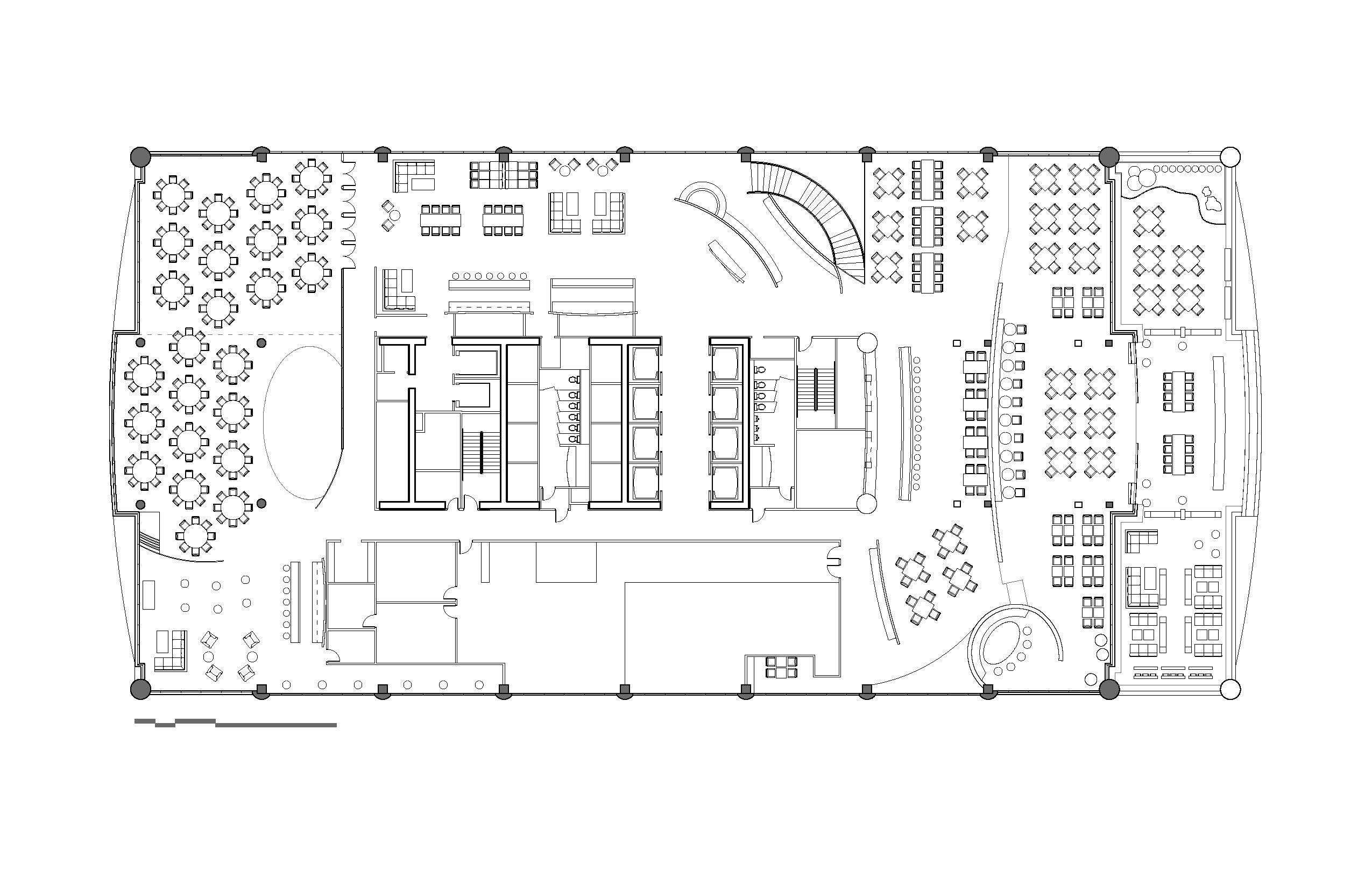 Hotel lobby floor plan - Hotel Floor Plan Seating Arrangement